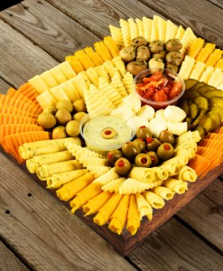 Bandeja-Vegetariana