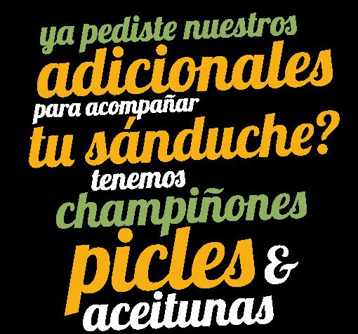 Sanduches El Arbolito